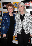 Anita Gillette & Jamie DeRoy attending the Broadway Opening Night Performance of 'Annie' at the Palace Theatre in New York City on 11/08/2012