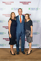 Touchdown for Teach with special guest, Super Bowl champion quarterback Peyton Manning at the River Oaks Country Club