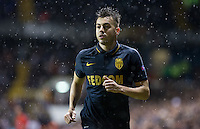 Stephan El Shaarawy of Monaco scorer of his teams only goal  during the UEFA Europa League group match between Tottenham Hotspur and Monaco at White Hart Lane, London, England on 10 December 2015. Photo by Andy Rowland.