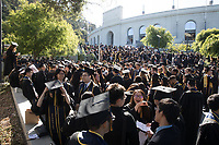 Cal Commencement, May 13, 2017