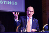 UKIP <br /> Leadership hustings <br /> at the Emanuel Centre, London, Great Britain <br /> 1st November 2016 <br /> <br /> the first leadership hustings before the election on 28th November 2016 <br /> <br /> <br /> Paul Nuttall <br /> <br /> <br /> <br /> <br /> <br /> Photograph by Elliott Franks <br /> Image licensed to Elliott Franks Photography Services