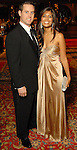 Chris Brown and Divya Paralkar at the Houston Grand Opera's Opening Night dinner Friday Oct. 23,2009. (Dave Rossman/For the Chronicle)