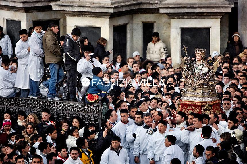 Catania, Festa di S.Agata.