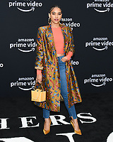 "02 June 2019 - Westwood Village, California - Alexandra Shipp. Amazon Prime Video ""Chasing Happiness"" Los Angeles Premiere held at the Regency Village Bruin Theatre. <br /> CAP/ADM/BB<br /> ©BB/ADM/Capital Pictures"