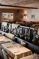 Europe/France/Rhone-Alpes/74/Haute-Savoie/Megève: Le Bistrot de Megève,