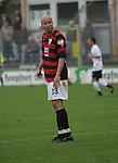 Sandhausen 19.04.2008, Necat Ayg&uuml;n (Ingolstadt) in der Regionalliga S&uuml;d 2007/08 SV Sandhausen 1916 - FC Ingolstadt 04<br /> <br /> Foto &copy; Rhein-Neckar-Picture *** Foto ist honorarpflichtig! *** Auf Anfrage in h&ouml;herer Qualit&auml;t/Aufl&ouml;sung. Belegexemplar erbeten.