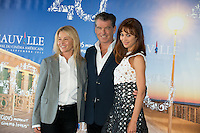 'The November Man' Photocall during 40th Deauville American Film Festival - France