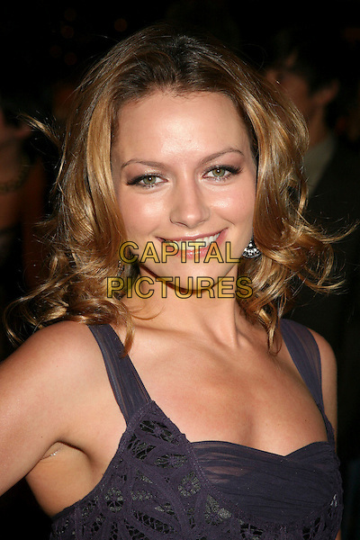 BECKI NEWTON.The 8th Annual Family Television Awards at the Beverly Hilton Hotel, Beverly Hills, California, USA..November 29th, 2006.headshot portrait .CAP/ADM/BP.©Byron Purvis/AdMedia/Capital Pictures
