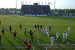 Milton Keynes Dons 1 Shrewsbury Town 2, 18/05/2007. League Two Play off semi-final, National Hockey Stadium. Photo by Simon Gill.