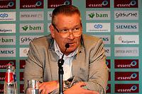 30 KM<br /> GRONINGEN - VOETBAL , Presentatie Ron Jans als Technisch manager VAN FC Groningen, 20-06-2017  Hans Nijland