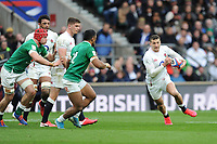 Jonny May of England in action during the Guinness Six Nations match between England and Ireland at Twickenham Stadium on Sunday 23rd February 2020 (Photo by Rob Munro/Stewart Communications)