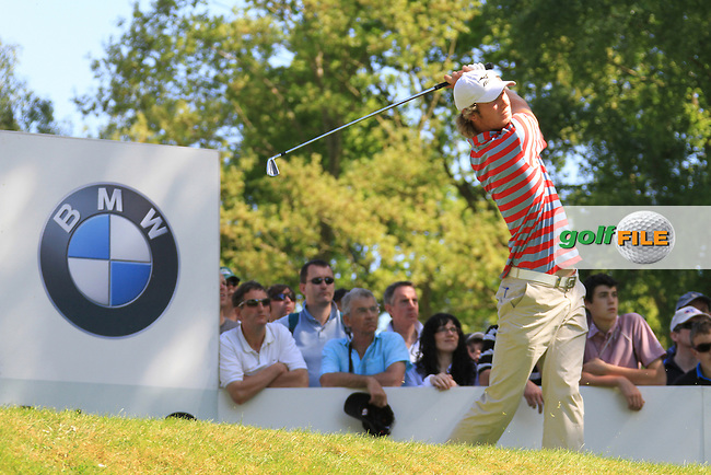Action from round three of the BMW PGA championship 2010 at Wentworth golf club, Surrey, England..Picture Manus O'Reilly/Newsfile.ie