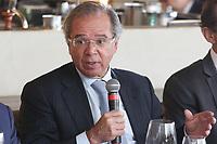 23.05.2019 - Ministro Paulo Guedes participa de almoço na FIESP