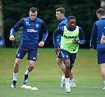 24.09.2019 Rangers training: Jermain Defoe