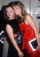 Kathleen Turner, Cheryl Tiegs, 1980s, Photo By John Barrett/PHOTOlink