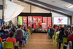 Commonwealth Day 2020<br /> Llangrannog Urdd centre.<br /> 09.03.20<br /> ©Steve Pope<br /> Sportingwales
