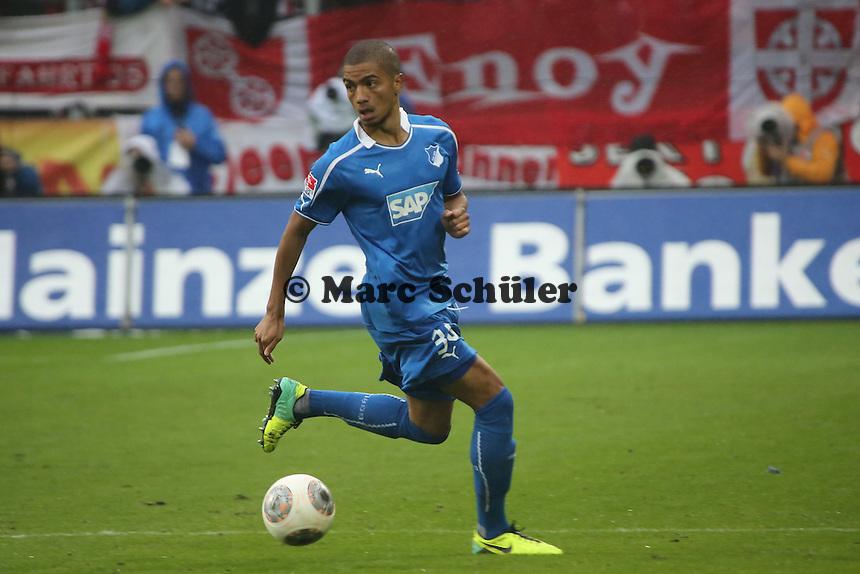 Jeremy Toljan (Hoffenheim)- 1. FSV Mainz 05 vs. TSG 1899 Hoffenheim, Coface Arena, 8. Spieltag