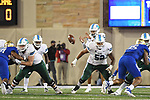 Tulane downs Tulsa, 24-17, for their first ever win at Tulsa.