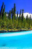 ile des pins, piscine naturelle d'Oro