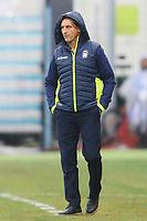 DAVIDE NICOLA ALLENATORE CROTONE<br /> <br /> Ferrara 01-10-2017 Stadio Paolo Mazza Football Calcio Serie A 2017/2018 Spal - Crotone Foto Filippo Rubin/Insidefoto