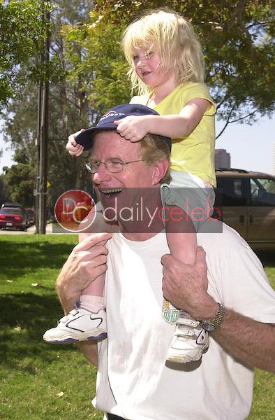 Ed Begley Jr. and daughter Hayden