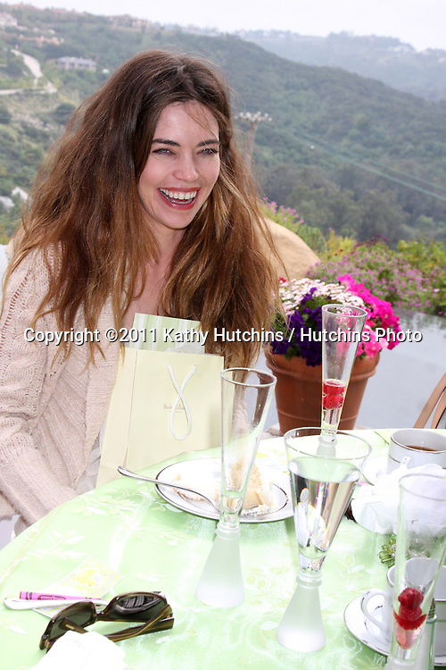 LOS ANGELES - APR 2:  Amelia Heinle at the Baby Shower for Jennifer Scott at Ed & Melody Thomas Scott's Home on April 2, 2011 in Beverly Hills, CA