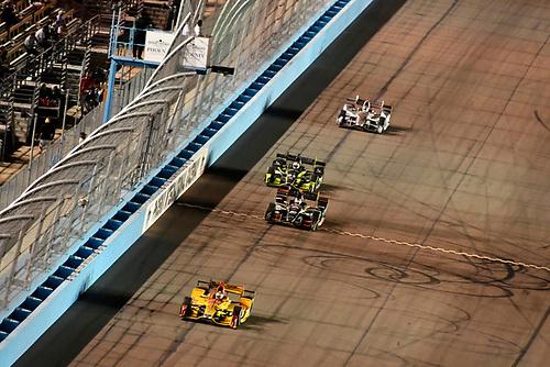 Verizon IndyCar Series<br /> Desert Diamond West Valley Phoenix Grand Prix<br /> Phoenix Raceway, Avondale, AZ USA<br /> Saturday 29 April 2017<br /> Ryan Hunter-Reay, Andretti Autosport Honda<br /> World Copyright: Scott R LePage<br /> LAT Images