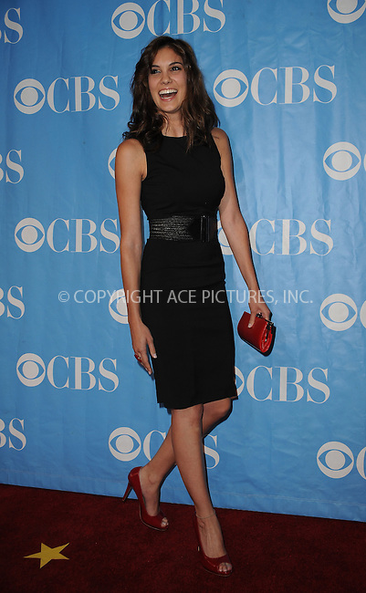 WWW.ACEPIXS.COM . . . . . ....May 20 2009, New York City....Actress Daniella Ruah at the 2009 CBS Upfront at Terminal 5 in Manhattan on May 20, 2009 in New York City.....Please byline: KRISTIN CALLAHAN - ACEPIXS.COM.. . . . . . ..Ace Pictures, Inc:  ..tel: (212) 243 8787 or (646) 769 0430..e-mail: info@acepixs.com..web: http://www.acepixs.com