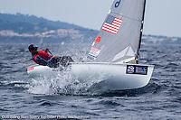 Caleb Paine, Finn, US Sailing Team Sperry Top-Sider