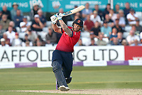Matt Coles hits out for Essex during Essex Eagles vs Yorkshire Vikings, Royal London One-Day Cup Play-Off Cricket at The Cloudfm County Ground on 14th June 2018