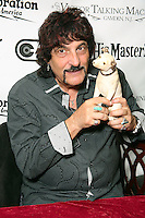"""BERLIN, NJ - SEPTEMBER 21 :  *** EXCLUSIVE ***  Carmine Appice pictured at The Vault at Victor Records for a book signing event in promotion of his new memoir """"Stick It"""" in Berlin, New Jersey on September 21, 2016  photo credit  Star Shooter/MediaPunch"""