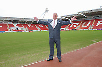 ROTHERHAM UNITED CHAIRMAN - TONY STEWART