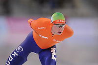 SPEEDSKATING: SOCHI: Adler Arena, 23-03-2013, Essent ISU World Championship Single Distances, Day 3, 10.000m Men, Sven Kramer (NED), © Martin de Jong