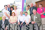 At the launch of the Respond building in Listowel on Friday afternoon were l-r Paul Hargaden (Respond regional manager), Cllr Marie Gorman, Mary O'Connor, Maurice Murphy, Cllr Pat Loughnane and Cllr Tim O'Leary. Back l-r Cllr Denis Stack, Breda Cronin, Marie Hegarty, Maureen Lynch, Cannon Linnane, Michael Enright, Sheila O'Connor and Michael O'Connor.   Copyright Kerry's Eye 2008
