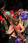 Jerusalem, Good Friday procession along the Via Dolorosa
