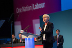 © Joel Goodman - 07973 332324 . 22/09/2013 . Brighton , UK . JOHANN LAMONT , Leader of the Scottish Labour Party , speaks at the Scottish Report session this afternoon (Sunday 22nd September 2013) . Day 1 of the Labour Party 's annual conference in Brighton . Photo credit : Joel Goodman