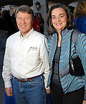 County Judge Ed Emmett and his wife Gwen at the Second Annual True Blue Gala sponsored by the Houston Police Foundation at the home of Paige and Tilman Fertitta Saturday Oct. 17,2009. (Dave Rossman/For the Chronicle)