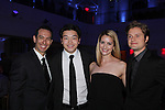 Ben Agosto - Alex Shibutani - Tanith  & Charlie White - The 11th Annual Skating with the Stars Gala - a benefit gala for Figure Skating in Harlem on April 11, 2016 on Park Avenue in New York City, New York with many Olympic Skaters and Celebrities. (Photo by Sue Coflin/Max Photos)