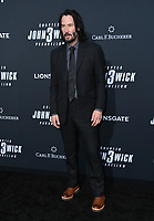 "15 May 2019 - Hollywood, California - Keanu Reeves. ""John Wick: Chapter 3 - Parabellum"" Special Screening Los Angeles held at the TCL Chinese Theatre. Photo Credit: Birdie Thompson/AdMedia"