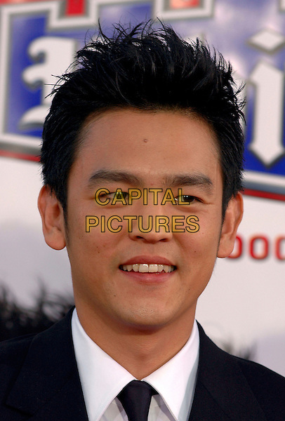 JOHN CHO.New Line Cinema's World Premiere of 'Harold & Kumar Go to White Castle' held at The Mann's Chinese Village Theatre in Hollywood, California .July 27,2004 .headshot, portrait.www.capitalpictures.com.sales@capitalpictures.com.Supplied By Capital Pictures