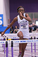 Anna Kay James 60 hurdles final