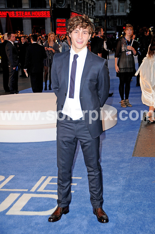 **ALL ROUND PICTURES FROM SOLARPIX.COM**                                             **WORLDWIDE SYNDICATION RIGHTS**                                                                                  Caption: The Death And Life Of Charlie St Cloud UK film premiere at the Empire Leicester Square, London, UK. 16 September 2010                                                                         This pic: Augustus Prew                                                                          JOB REF: 12106 MSR       DATE: 16_09_2010                                                           **MUST CREDIT SOLARPIX.COM OR DOUBLE FEE WILL BE CHARGED**                                                                      **MUST AGREE FEE BEFORE ONLINE USAGE**                               **CALL US ON: +34 952 811 768 or LOW RATE FROM UK 0844 617 7637**