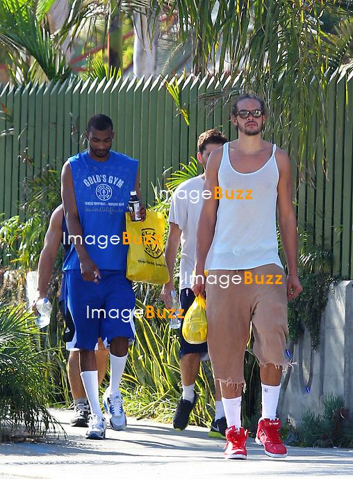 basket le coq sportif joakim noah