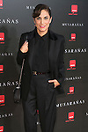 "Toni Acosta attend the Premiere of the movie ""Musaranas"" in Madrid, Spain. December 17, 2014. (ALTERPHOTOS/Carlos Dafonte)"