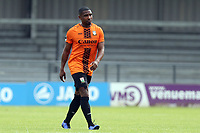 Andre Boucaud of Barnet  during Barnet vs Wycombe Wanderers, Friendly Match Football at the Hive Stadium on 13th July 2019