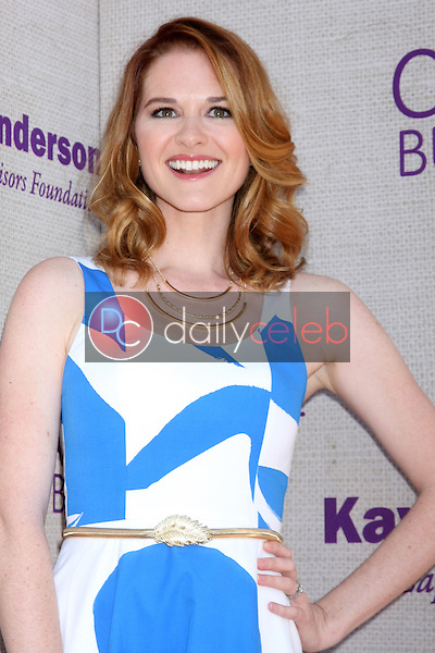 Sarah Drew at the 14th Annual Chrysalis Butterfly Ball, Private Residence, Los Angeles, CA 06-06-15<br /> David Edwards/DailyCeleb.com 818-249-4998