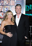 """HOLLYWOOD, CA. - February 08: Rebecca Gayheart and Eric Dane  arrive at the """"Valentine's Day"""" Los Angeles Premiere at Grauman's Chinese Theatre on February 8, 2010 in Hollywood, California."""