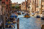 Venice, Boats, Canals & Bridges