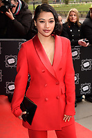 Vannessa White<br /> arriving for TRIC Awards 2018 at the Grosvenor House Hotel, London<br /> <br /> &copy;Ash Knotek  D3388  13/03/2018