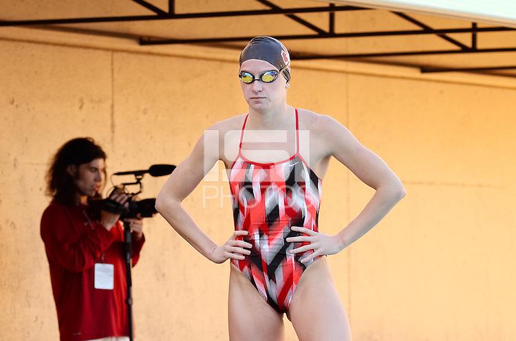 STANFORD, CA; January 27, 2017; Women's Swimming, Stanford vs UCLA.